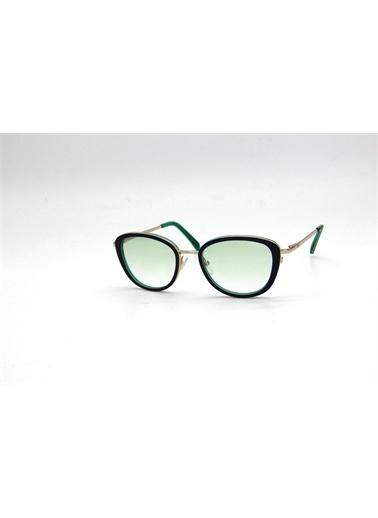 Emilio Pucci  Ep 0047 92P Kadın Güneş Gözlüğü Yeşil